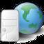 Web hosting ikona